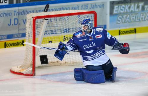 Iserlohn Roosters - Fischtown Pinguins (29.11.2019)
