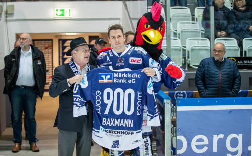 Iserlohn Roosters - Fischtown Pinguins (23.02.2020)
