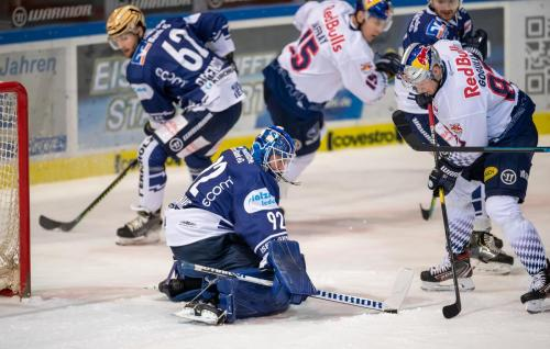 Iserlohn Roosters - Red Bull Muenchen