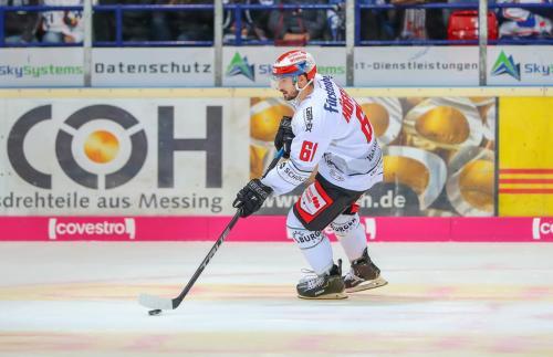 Eishockey, DEL, Iserlohn, Iserlohn Roosters vs. Schwenninger Wild Wings