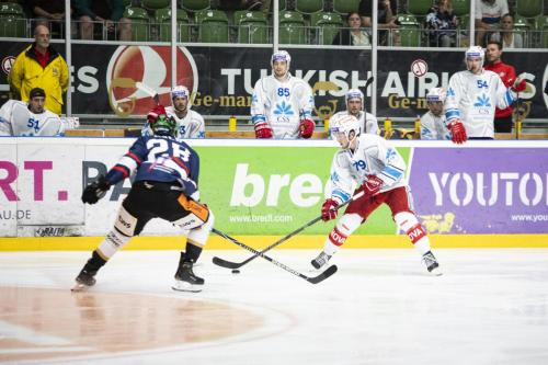 Ravensburg Towerstars - Rapperswil-Jona Lakers