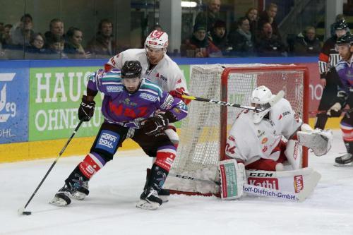 Moskitos Essen - Saale Bulls Halle (21.12.2018)