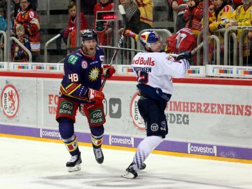 2 Dänen: Nicholas B. Jensen (DEG) - Mads Christensen (RBM)