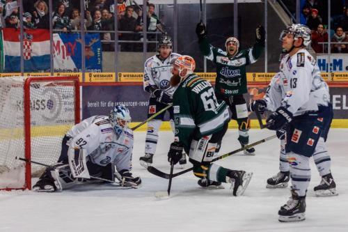 DEL2 / Bietigheim Steelers - Kassel Huskies