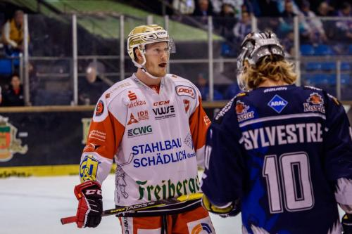 Kassel Huskies - Eispiraten Crimmitschau (Pre-Playoff 08.03.2019)