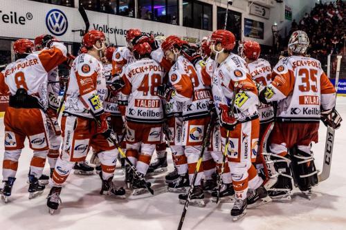 Kassel Huskies - Eispiraten Crimmitschau (Pre-Playoff Spiel 3)