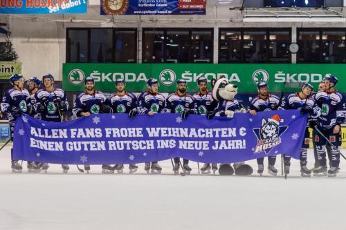 DEL2 / Kassel Huskies - Dresdner Eislöwen