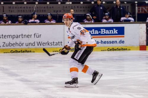 DEL2 / Kassel Huskies - Löwen Frankfurt